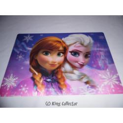 Set de table - La Reine des Neiges - Elsa & Anna - Easy Licences