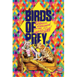 Poster - DC Comics - Birds of Prey - Harley's Hyena - 61 x 91 cm - Pyramid International