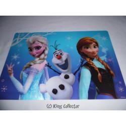 Set de table - La Reine des Neiges - Elsa, Anna & Olaf - Easy Licences