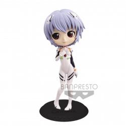 Figurine - Evangelion - Q Posket - Rei Ayanami Plugsuit Style Ver. B - Banpresto
