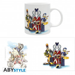 Mug / Tasse - Kingdom Hearts - Artworks - 320 ml - ABYstyle