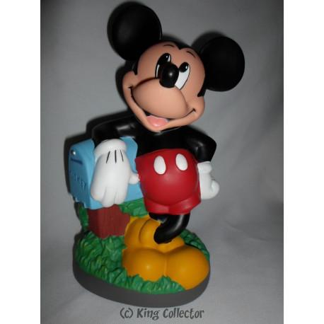 tirelire mickey mickey mouse 23 cm bullyland. Black Bedroom Furniture Sets. Home Design Ideas