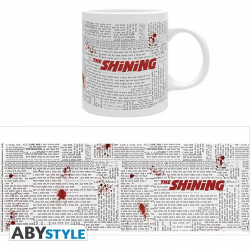 Mug / Tasse - Shining - Machine à écrire - 320 ml - ABYstyle