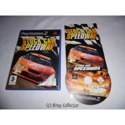 Jeu Playstation 2 - Stock Car Speedway - PS2