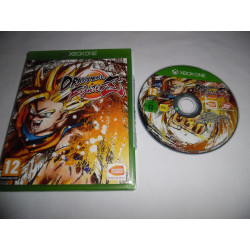 Jeu Xbox One - Dragon Ball FighterZ