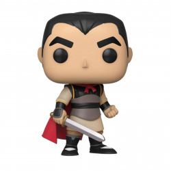 Figurine - Pop! Disney - Mulan - Li Shang - N° 631 - Funko