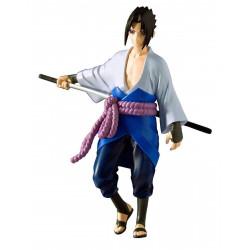 Figurine - Naruto Shippuden - Sasuke - Toynami