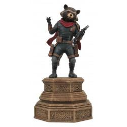 Figurine - Marvel Gallery - Rocket Raccoon 18 cm - Diamond Select
