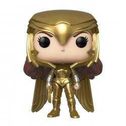 Figurine - Pop! Heroes - Wonder Woman 1984 - Wonder Woman in Golden Armor - Vinyl - Funko