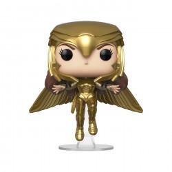 Figurine - Pop! Heroes - Wonder Woman 1984 - Wonder Woman volante - Vinyl - Funko