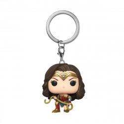 Porte-clé - Pocket Pop! Keychain - Wonder Woman 1984 - Wonder Woman - Funko