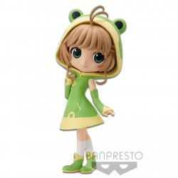 Figurine - Cardcaptor Sakura - Q Posket - Sakura Kinomoto Cute Frog Ver. B - Banpresto