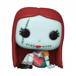 Figurine - Pop! Disney - L'Etrange Noël de Mr Jack - Sally - N° 806 - Funko