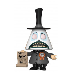 Figurine - Pop! Disney - L'Etrange Noël de Mr Jack - Mayor (Chase) - N° - Funko