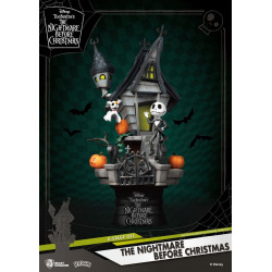 Figurine - Disney - D-Stage - L'Etrange Noël de Mr Jack 15 cm - Beast Kingdom Toys