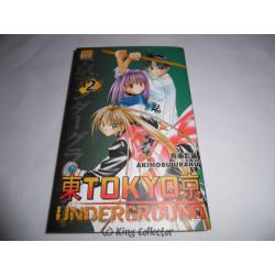 Manga - Tokyo Underground - Volume n° 2- Akinobu Uraku
