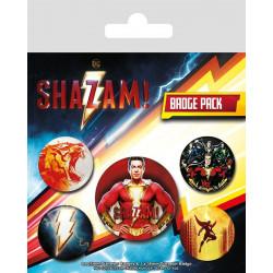 Badge - DC Comics - Shazam - Power - Pyramid International