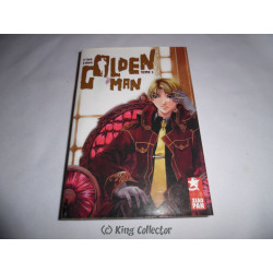 Manga - Golden man - Volume n° 2 - A Ying A Ming