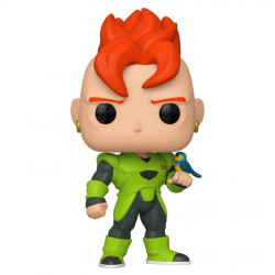 Figurine - Pop! Animation - Dragon Ball Z - Android C 16 - N° 708 - Funko