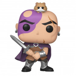 Figurine - Pop! Games - Dungeons & Dragons - Minsc & Boo - N° 574 - Funko