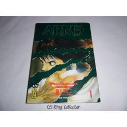 Manga - Arms - Volume n° 1 - Ryoji Minagawa / Kyoichi Nanatsuki