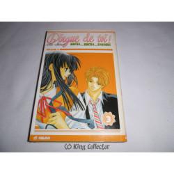 Manga - Dingue de toi - Volume n° 3 - Ako Shimaki - Asuka