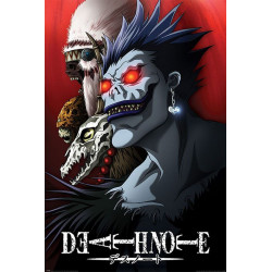 Poster - Death Note - Shinigami - 61 x 91 cm - Pyramid International