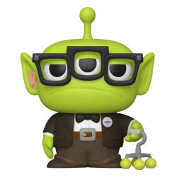 Figurine - Pop! Disney - Remix Toy Story - Alien as Carl - N° 751 - Funko