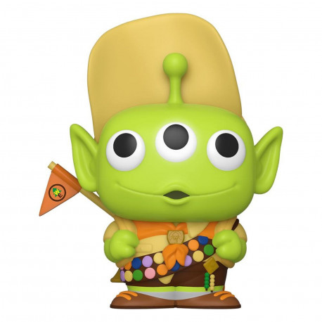 Figurine - Pop! Disney - Remix Toy Story - Alien as Russel - N° 755 - Funko