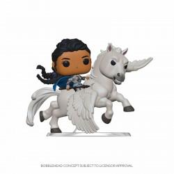 Figurine - Pop! Rides - Avengers Endgame - Valkyrie on Horse - N° 86 - Funko