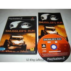 Jeu Playstation 2 - Smuggler's Run - PS2