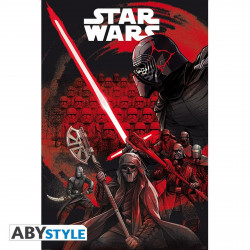 Poster - Star Wars - Premier Ordre - 91.5 x 61 cm - ABYstyle