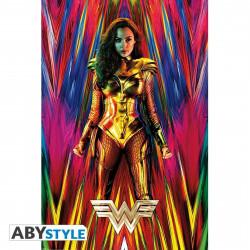 Poster - DC Comics - Wonder Woman 84 - 61 x 91 cm - ABYstyle