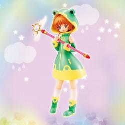 Figurine - Card Captor Sakura - Clear Card-Hen Kinomoto Sakura Cute Frog - Furyu