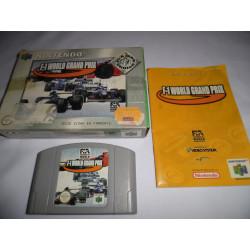 Jeu Nintendo 64 - F-1 World Grand Prix (Player's Choice) - N64