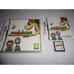 Jeu DS - Mario & Luigi : Voyage au Centre de Bowser