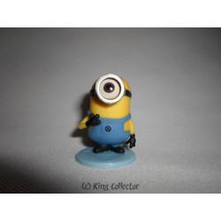 Figurine - Moi Moche et Méchant 2 - Carl - Minions - Thinkway Toys