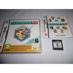 Jeu DS - Picross 3D
