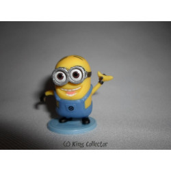 Figurine - Moi Moche et Méchant 2 - Dave - Minions - Thinkway Toys
