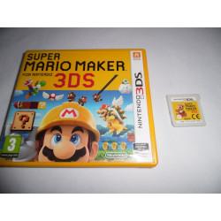 Jeu 3DS - Super Mario Maker 3DS