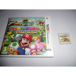 Jeu 3DS - Mario Party : Star Rush