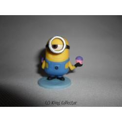 Figurine - Moi Moche et Méchant 2 - Stuart - Minions - Thinkway Toys