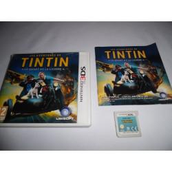 Jeu 3DS - Les Aventures de Tintin : Le Secret de la Licorne