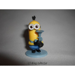 Figurine - Moi Moche et Méchant 2 - Tim - Minions - Thinkway Toys