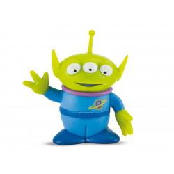 Figurine - Disney - Toy Story - Alien - Bullyland