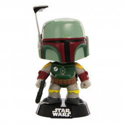 Figurine - Pop! Movies - Star Wars - Boba Fett - N° 08 - Funko