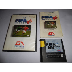 Jeu Mega Drive - FIFA Soccer 96