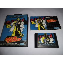 Jeu Mega Drive - Dick Tracy