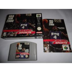 Jeu Nintendo 64 - NBA Jam 2000 - N64