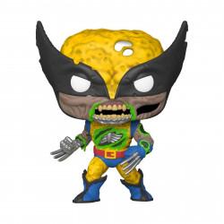 Figurine - Pop! Marvel - Zombie Wolverine - N° 662 - Funko